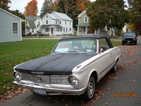 1964 Plymouth Valiant picture, exterior