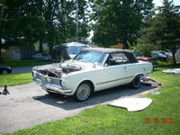 Picture of 1964 Plymouth Valiant, exterior, engine