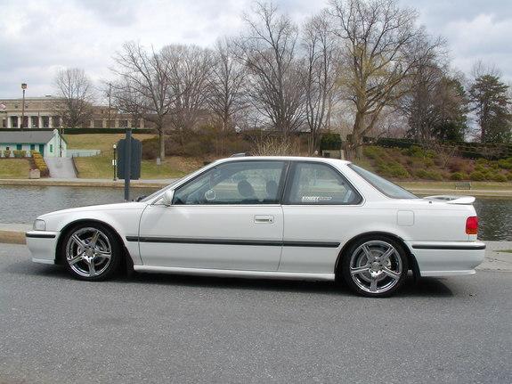1991 Honda Accord Recall
