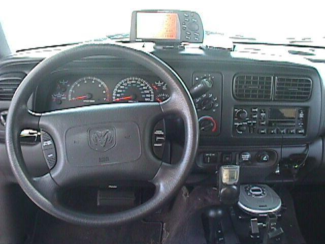 2000 Dodge Durango Base 4WD picture, interior