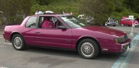 1988 Oldsmobile Toronado Overview