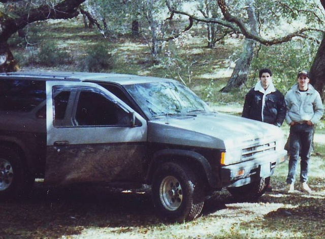 Picture of 1987 Nissan Pathfinder, exterior