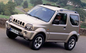 Picture of 2004 Suzuki Jimny