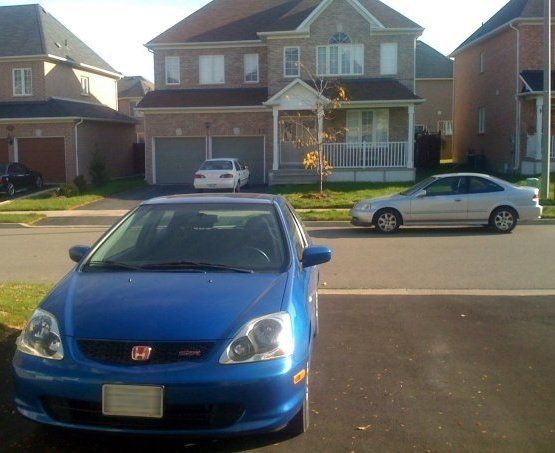 2004 Honda Civic Si Hatchback picture, exterior