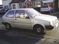 1987 Nissan Micra Overview