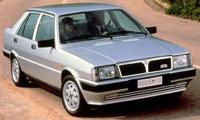 1986 Lancia Prisma Overview