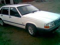 Picture of 1991 Volvo 940 4 Dr GLE Sedan, exterior