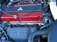 Picture of 2002 Mitsubishi Lancer Evolution, engine
