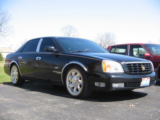Picture of 2002 Cadillac DeVille DTS