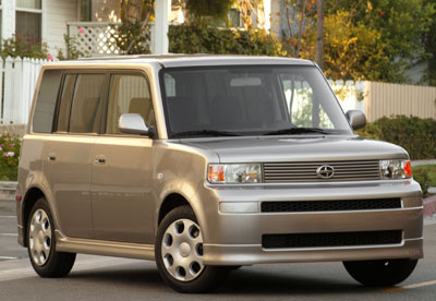 Picture of 2006 Scion xB