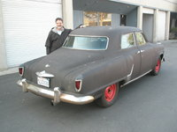 1952 Studebaker Commander, me and my 52 stude!, gallery_worthy