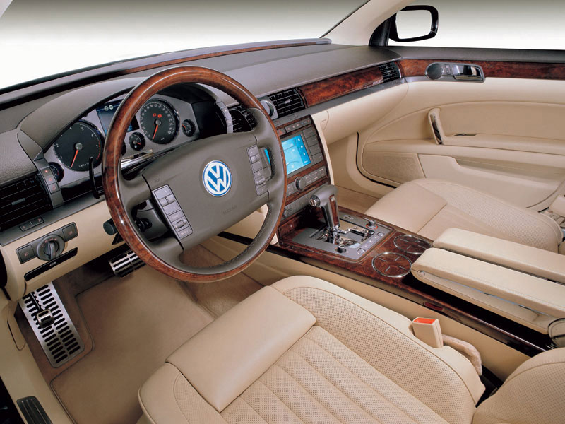 Volkswagen Phaeton W12 For Sale. 2005 Volkswagen Phaeton!