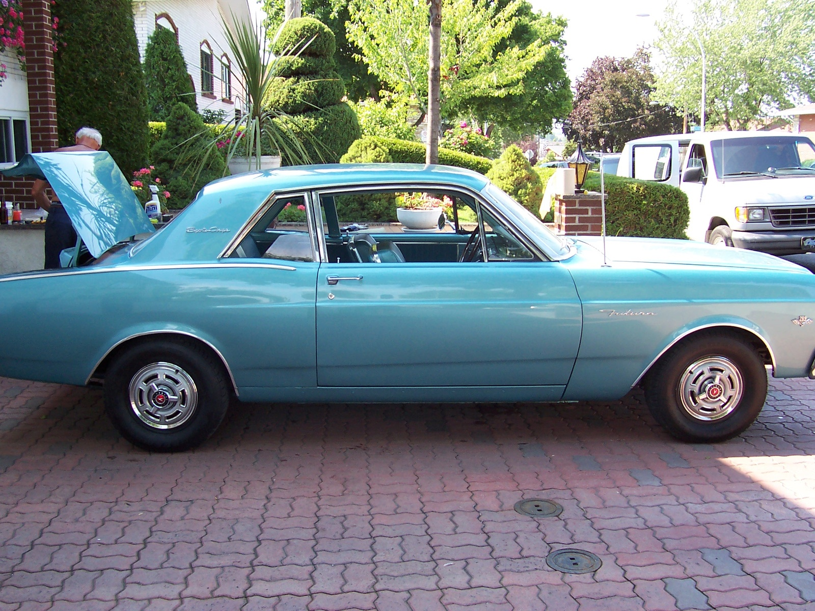 Ford Falcon Pic on 1968 Ford Thunderbird 2 Door