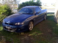 2002 HSV Maloo Overview