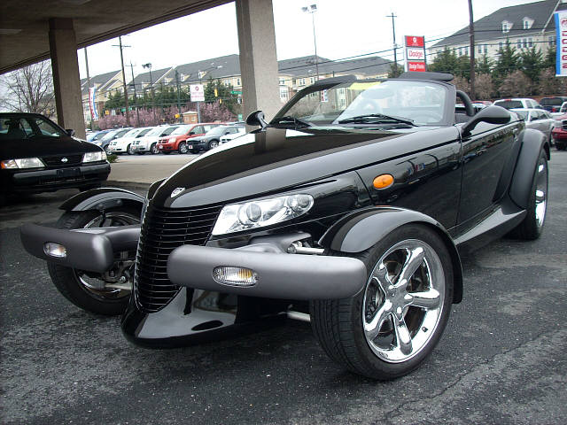 Picture of 1999 Plymouth Prowler 2 Dr STD Convertible