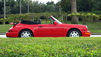 1990 Porsche 911 Carrera Convertible, Picture of 1990 Porsche 911 2 Dr Carrera Convertible, exterior