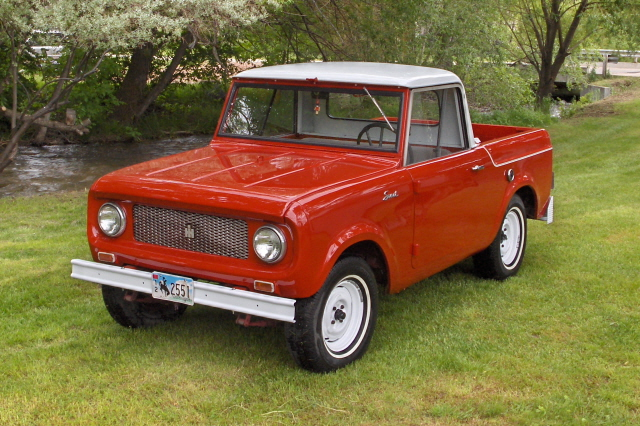 international harvester scout overview cargurus. Black Bedroom Furniture Sets. Home Design Ideas