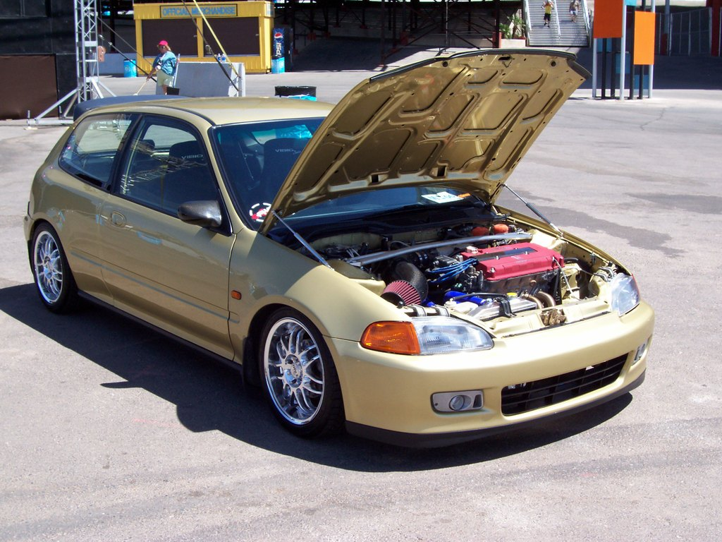 1993 honda civic hatchback - photo #36