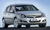 2005 Vauxhall Astra Overview