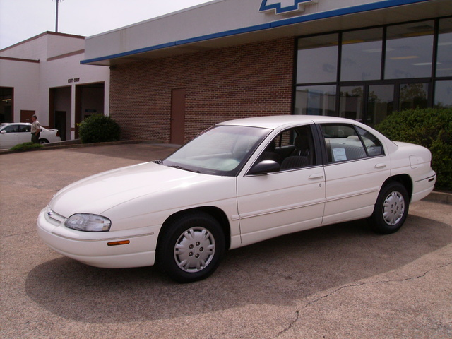 Picture of 1997 Chevrolet Lumina 4 Dr LS Sedan