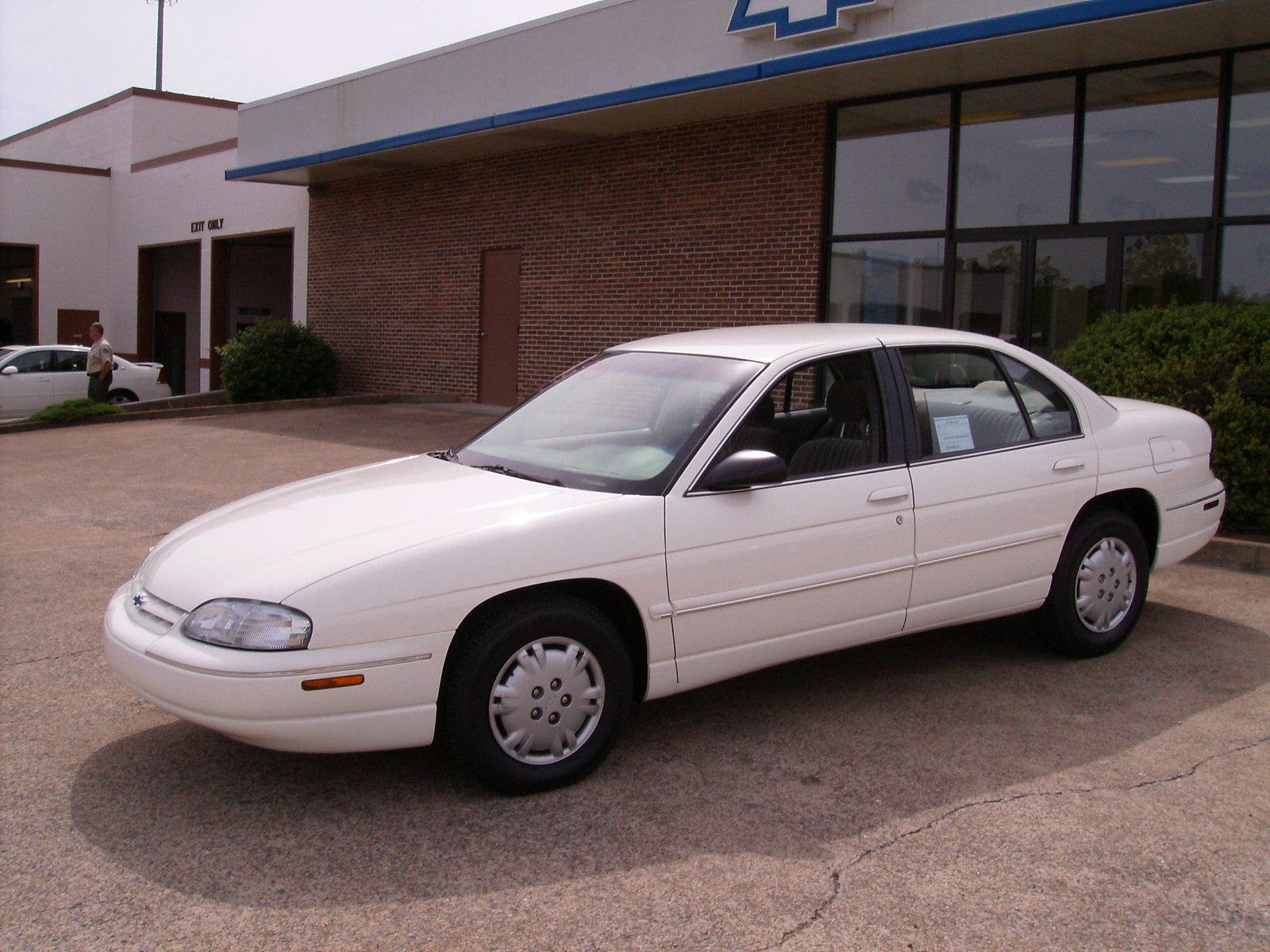 1997 Chevrolet Lumina 4 Dr LS Sedan picture, exterior