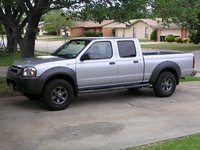 Picture of 2002 Nissan Frontier 4 Dr XE Crew Cab LB, exterior