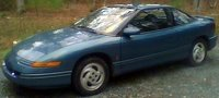 Picture of 1994 Saturn S-Series 2 Dr SC2 Coupe