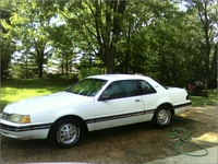 1987 Ford Thunderbird Coupe