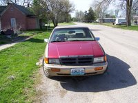 Picture of 1992 Dodge Spirit 4 Dr ES Sedan, exterior, gallery_worthy