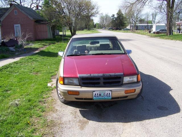 Picture of 1992 Dodge Spirit 4 Dr ES Sedan