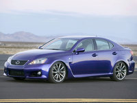 Picture of 2009 Lexus IS F, exterior, manufacturer, gallery_worthy
