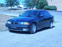 1995 BMW 3 Series, 1995 BMW 325 picture, exterior