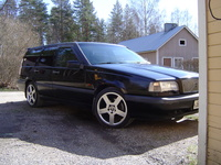 Picture of 1997 Volvo 850, exterior