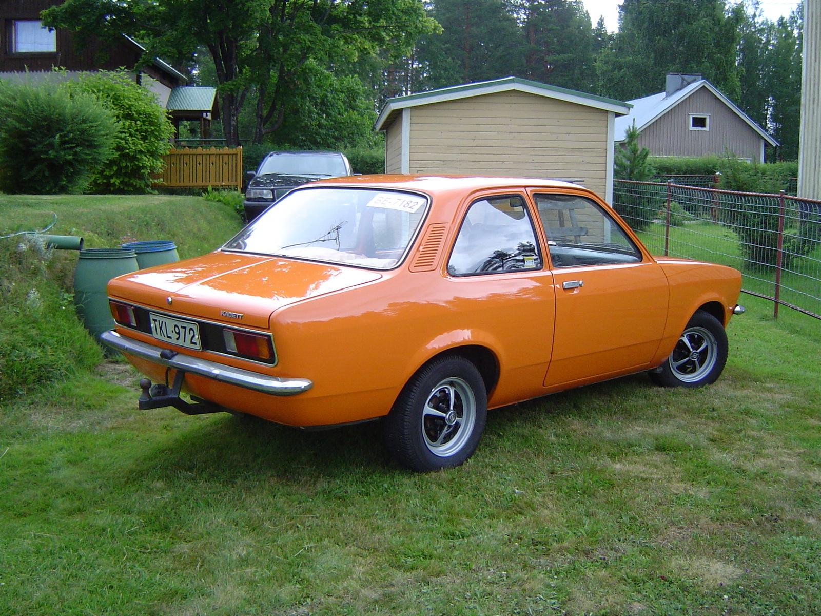 1977 Opel Kadett picture, exterior
