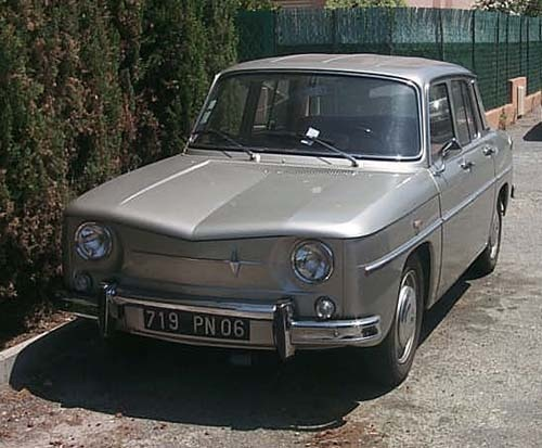 Picture of 1965 Renault 8, exterior, gallery_worthy