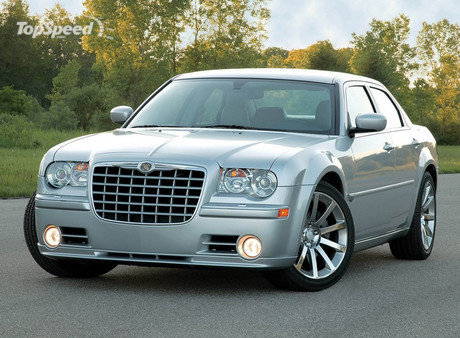 Picture of 2006 Chrysler 300C SRT-8, exterior