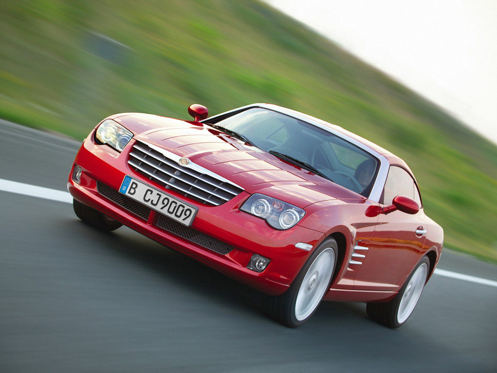 2005 Chrysler Crossfire Coupe picture