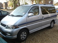 Picture of 1998 Toyota Hiace, exterior, gallery_worthy