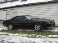 Picture of 1985 Chevrolet Camaro Coupe RWD, exterior, gallery_worthy