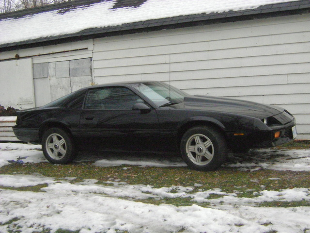 Picture of 1985 Chevrolet Camaro Coupe RWD