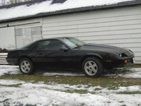 1985 Chevrolet Camaro STD Coupe picture