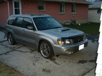 Picture of 2005 Subaru Forester XT Premium Package, exterior