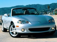 2002 Mazda MX-5 Miata Picture Gallery