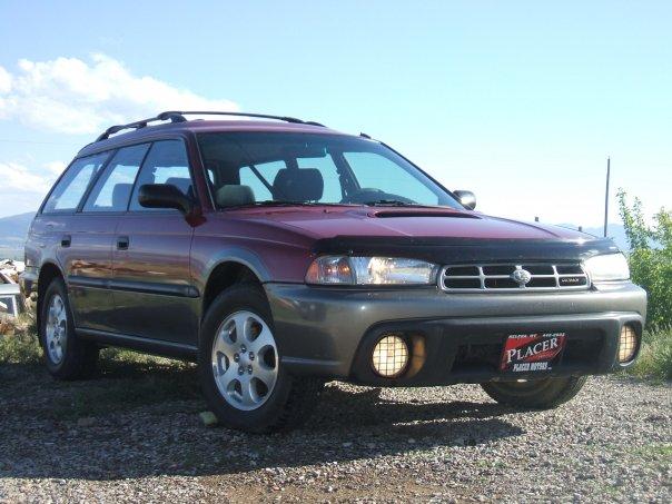 1996 Subaru Legacy Outback Wagon. 1998 Subaru Legacy 4 Dr