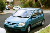 2003 Hyundai Getz Overview