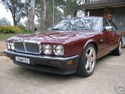 1989 Jaguar XJ-S picture