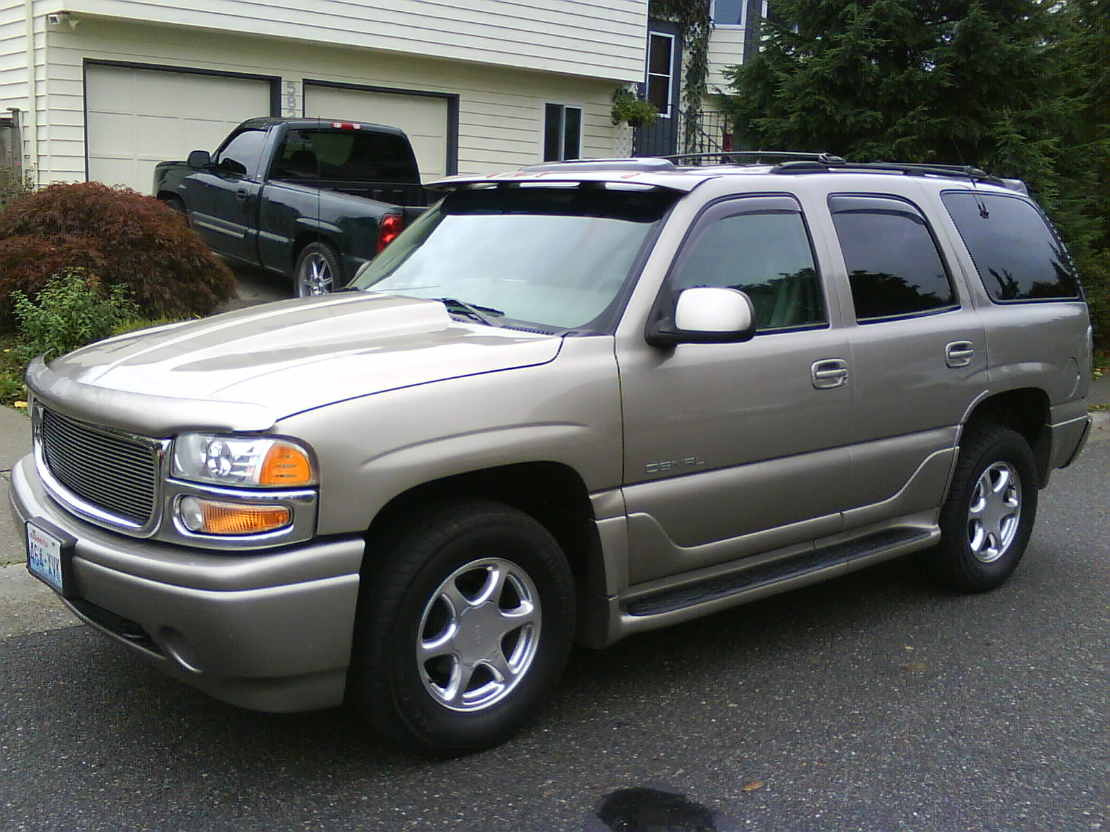 2000 tahoe and yukon