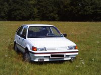 Picture of 1988 Nissan Sunny, exterior, gallery_worthy