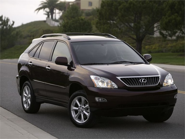 2009 Lexus RX 350 Price Analysis