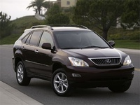 2009 Lexus RX 350 Base AWD picture, exterior